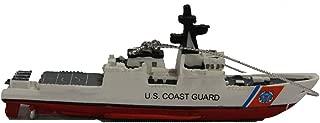 Kurt Adler 4.75-Inch Resin U.S. Coast Guard Ship Christmas Ornament