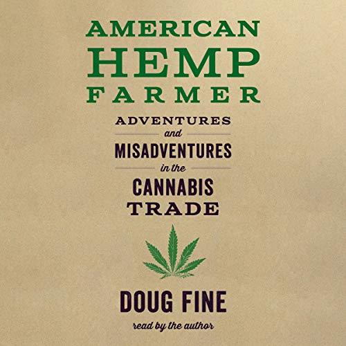 American Hemp Farmer audiobook cover art