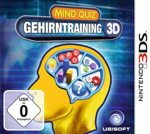 Mind Quiz Gehirntraining 3D [Edizione: Germania]
