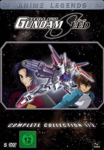 Gundam Seed - Complete Collection 1 (5 DVDs)