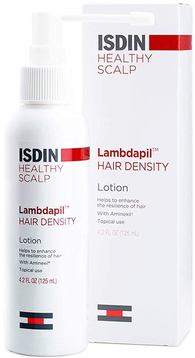 ISDIN Lambdapil Hair Loss Lotion Fl. Oz. shipfree 4.5 to Chicago Mall Strengthen