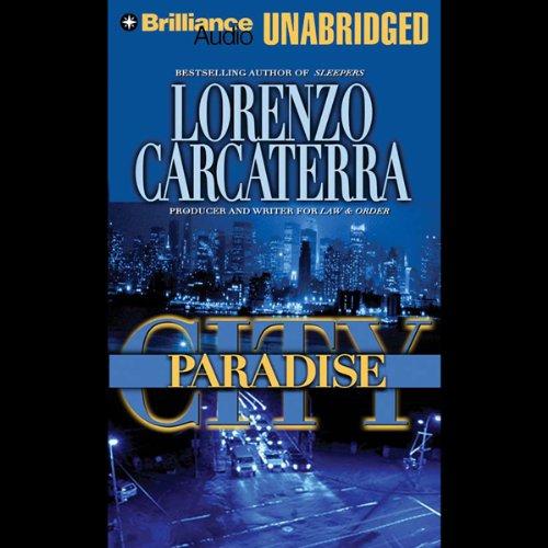 Paradise City cover art