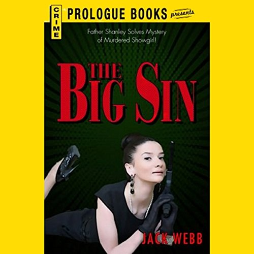 The Big Sin audiobook cover art