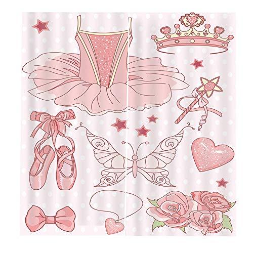 cortinas dormitorio chica