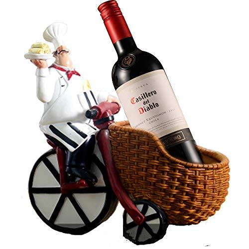 Botellero de Vino Decorativo,...
