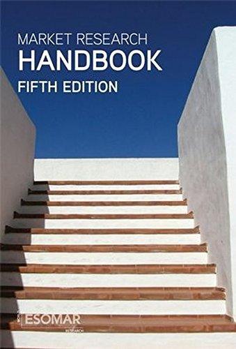 Market Research Handbook by ESOMAR (2007-10-22)