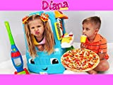 Diana and Roma's Pizza for a Price!
