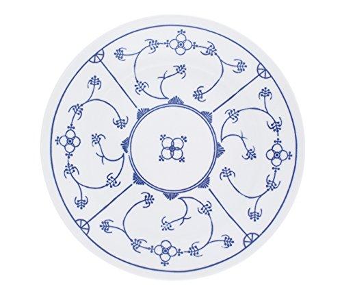 Kahla Blau Saks Speiseteller 23,5 cm