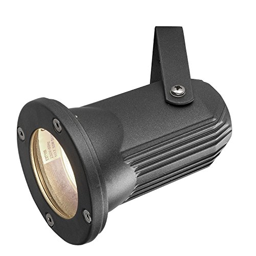 Proiettore Faretto Faro da Esterno a LED PAN WET Attacco GU10 Illuminazione per Giardino (PRIVO DI LAMPADA)