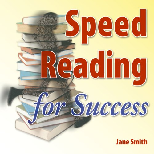 Speed Reading for Success audiobook cover art