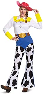 Disguise Women's Plus Size Toy Story Jessie Classic Adult Costume