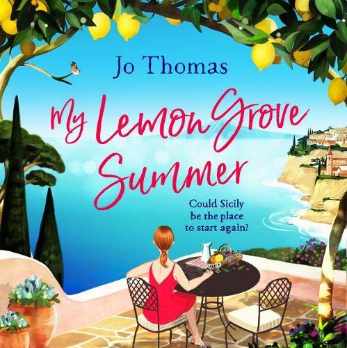 My Lemon Grove Summer cover art