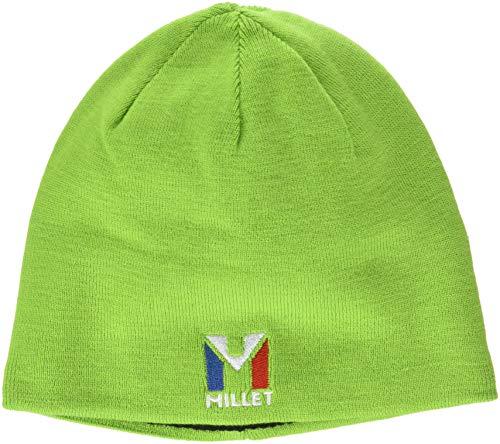MILLET Herren Active Wool Beanie Mütze, Acid Green, One Size