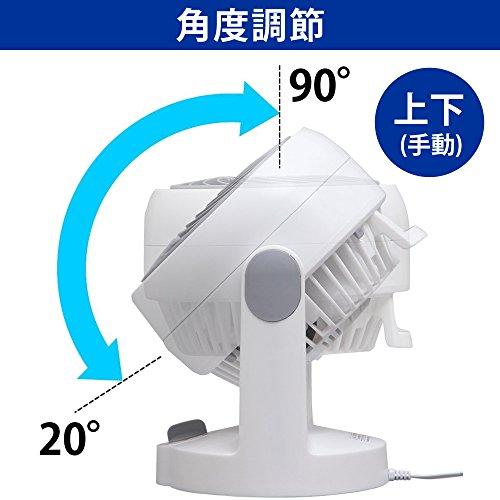 アイリスオーヤマ『サーキュレーターPCF-HD15N』