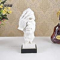 ライフアクセサリー装飾品彫刻像置物装飾人格装飾家の装飾家の居間ワインキャビネットオフィスポーチ研究寝室カウンターA