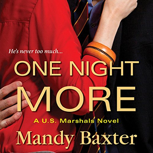 One Night More audiobook cover art