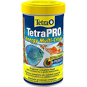 Tetra Pro Energy Fish Food, Premium Food for All Tropical Fish, 500 ml