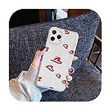 Coque transparente pour iPhone Samsung A S 11 12 6 7 8 9 30 Pro X Max XR Plus lite-a4-Samsung S10...