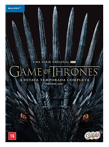Game of Thrones - 8A Temporada Completa, Sony, [Blu-Ray]