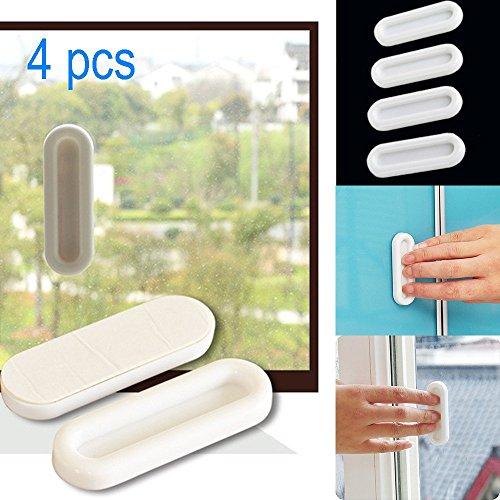 4 Stücke Multifunktionale Kunststoff Möbelgriff Tür Bad Küche Zubehör Geschenk Dropshipping Changlesu