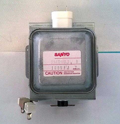 Magnetron für Mikrowelle Sanyo 2m219j B (Refurbished zertifiziert)