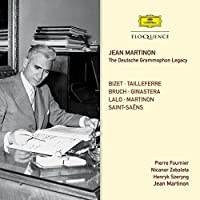 Jean Martinon: The Complete Deutsche Grammophon Recordings 1 by Pierre Fournier, Nicanor Zabaleta & Henryk Szeryng Jean Martinon