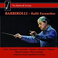 Halle Favourites - Verdi; Mascagni by Halle Orchestra