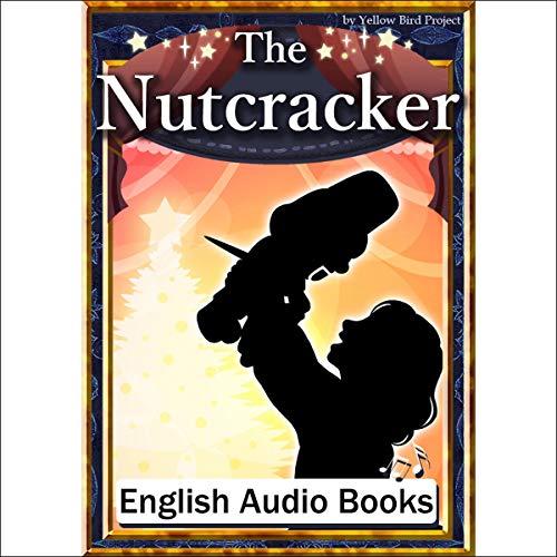 『The Nutcracker(くるみ割り人形・英語版)』のカバーアート