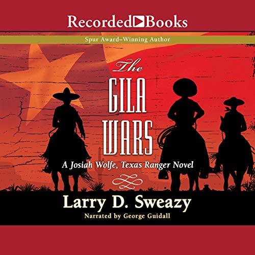 The Gila Wars cover art