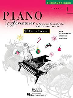 Level 1 - Christmas Book: Piano Adventures