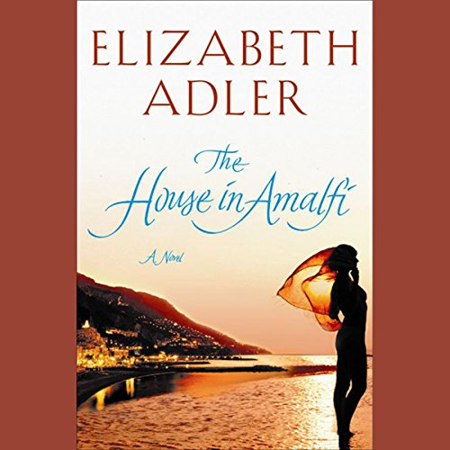 The House in Amalfi audiobook cover art