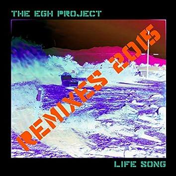 Life Song REMIXES 2015