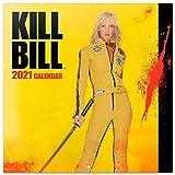 ERIK - Calendario de pared 2021 Kill Bill, 30x30 cm, Product