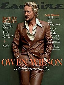 1-Year Esquire Magazine Subscription