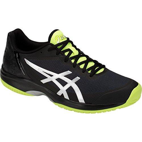 ASICS Gel-Court Speed Black/Flash Yellow 8