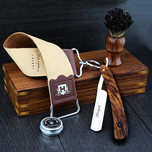 Rasiermesser im klassischen Stil, Rasiermesser, Geschenkset