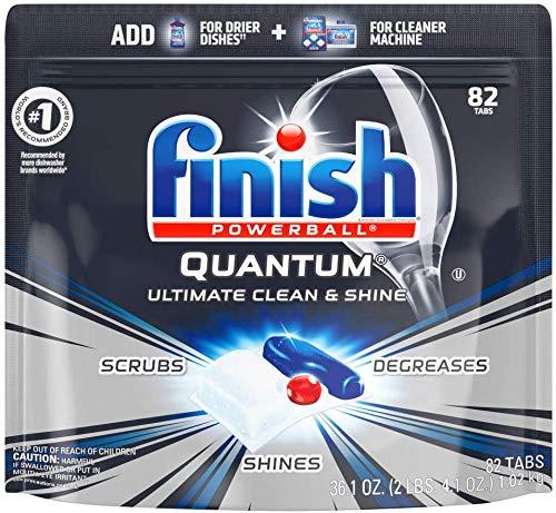 Finish - Quantum - 82ct (1 Pack)