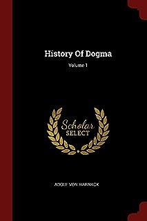 History of Dogma; Volume 1