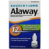 Alaway Antihistamine Eye Drops.34 fl oz