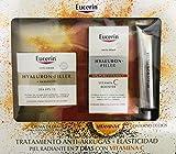 Eucerin COFRE ELASTICITY FPS15 + VITAMINA-C + CONTORNO DE OJOS