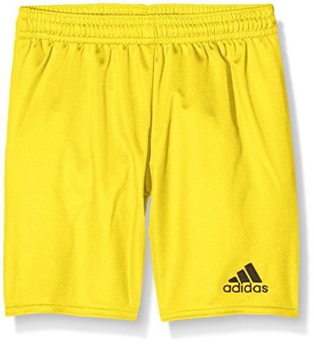 Adidas Parma 16 Sho Wb Short per Uomo, Giallo/Nero (Amaril/Nero), IT : 9-10 anni ( Taglia produttore : 140 )