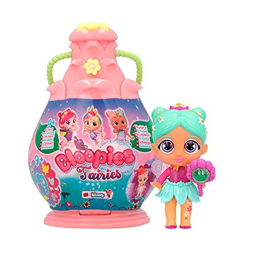 BLOOPIES FAIRIES | Piccole fatine sorpresa che si illuminano nell'acqua in capsule a forma di fiori magici con accessori | giocattoli e personaggi per bambini dai 3 anni in su