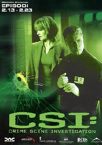 CSI - Crime Scene Investigation Stagione 02 Episodi 13-23