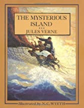The Mysterious Island (Scribner's Illustrated Classics) by Jules Verne (1988-11-30)