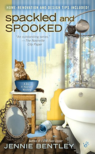 Download Spackled and Spooked (A Do-It-Yourself Mystery) 0425229130