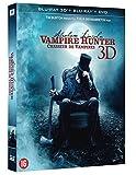 Abraham Lincoln - Chasseur de Vampires : Bluray 3D + Bluray 2D + DVD