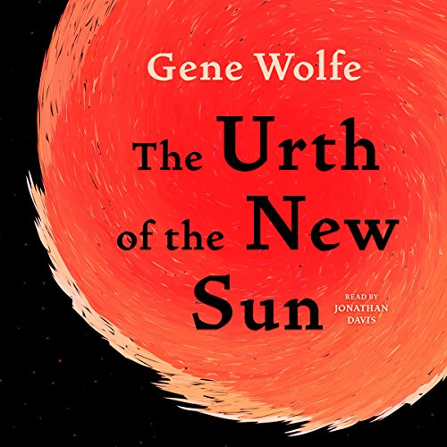 The Urth of the New Sun audiobook cover art