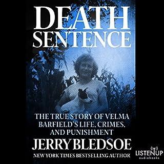 Death Sentence audiobook cover art