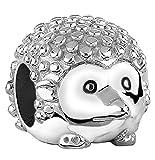 Nenalina plata colgante erizo para pandora pulseras para mujer 719069-000
