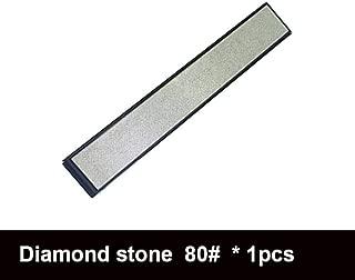 - Grano: grueso 280 NORTON Crystolon 80 203 x 51 x 25 mm Piedra de aceite combinada//piedra de afilar//piedra de afilar // fino